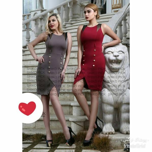 لباس مجلسی خیلی شیک کلاسیک مدل غواصی