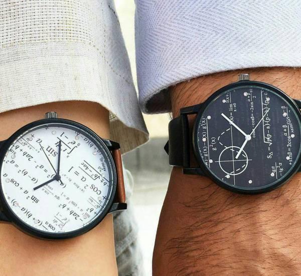 ساعت مچی طرح فرمول Style
