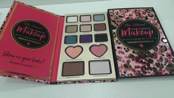 سایه too faced