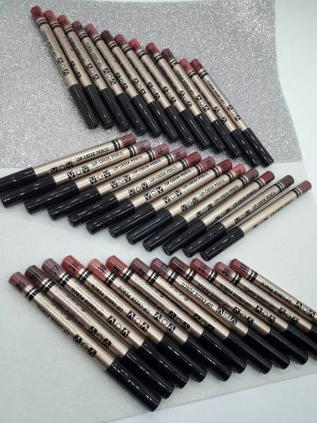 رژلبهای مدادی وو