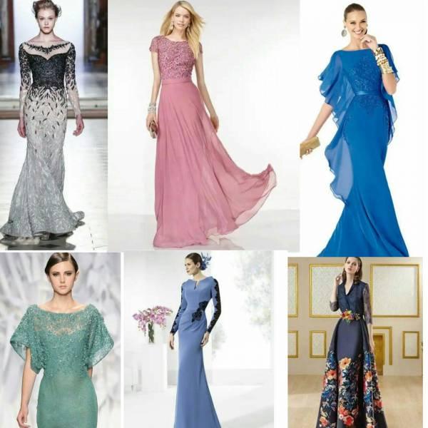 سفارش انواع لباس مردانه /زنانه/بچه گانه لباس مجلسی ترکی